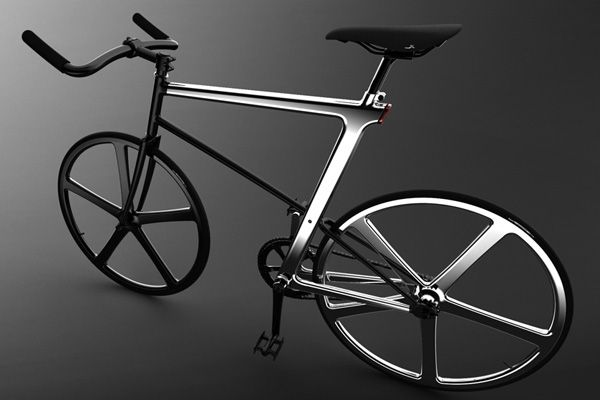 z fixie concept jeongche yoon wheels fixed gear. Black Bedroom Furniture Sets. Home Design Ideas