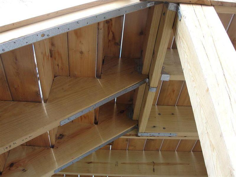 Decks Steps2 Home inspection, Home construction, Brick