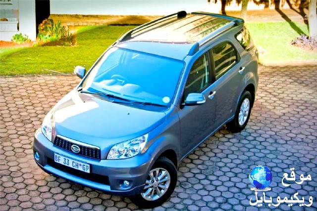 ويكيموبايل اسعار سعر دايهاتسو جراند تريوس 2013 Daihatsu Grand Terios Daihatsu Suv Car Suv