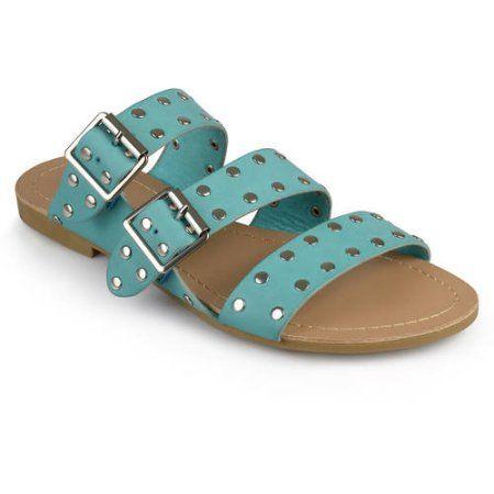 Clothing | Slide sandals, Women's shoes sandals, Sandals
