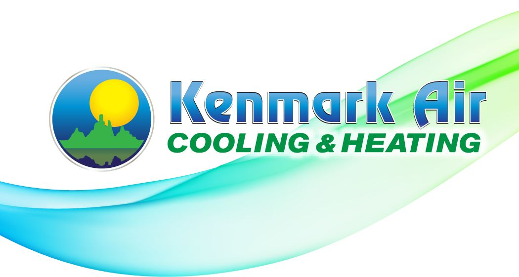 Kenmark Air Business Card Front With Images Business Cards Heating And Cooling Business
