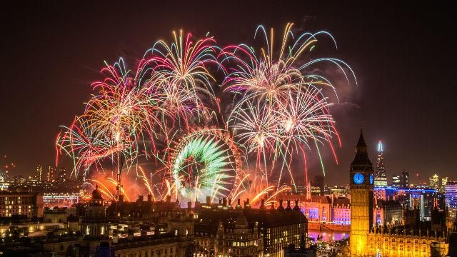 Account Suspended New Year S Eve In London London Fireworks New Years Eve Fireworks