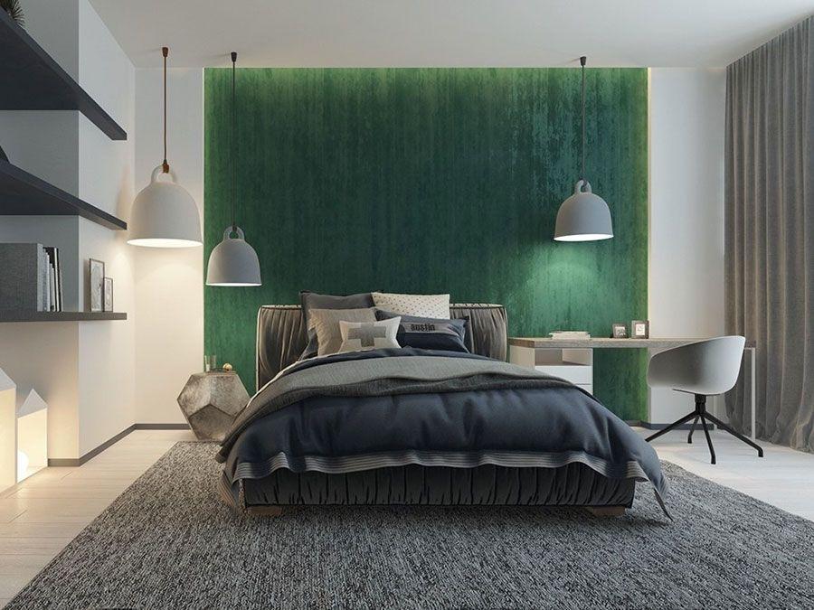 Illuminazione Soffitto Camera Da Letto : Lampade a sospensione per la camera da letto dal design moderno