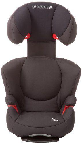 Maxi Cosi Rodi Ap Booster Car Seat Total Black For Sale Car Seats Booster Car Seat Baby Car Seats