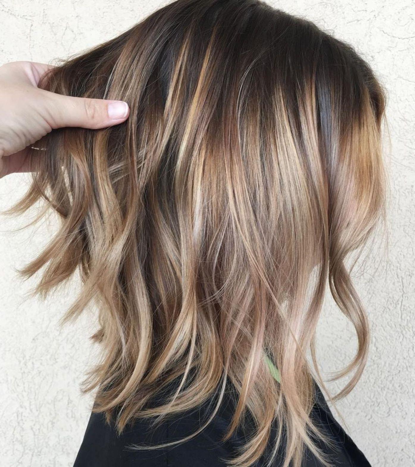 12 Perfect Medium Length Hairstyles for Thin Hair   Thin hair ...