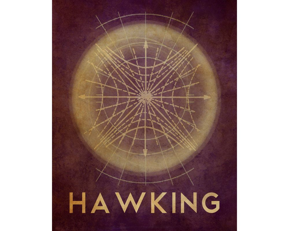 STEPHEN HAWKING ART PRINT 2 QUOTE PHOTO POSTER GIFT SCIENCE ASTRONOMY