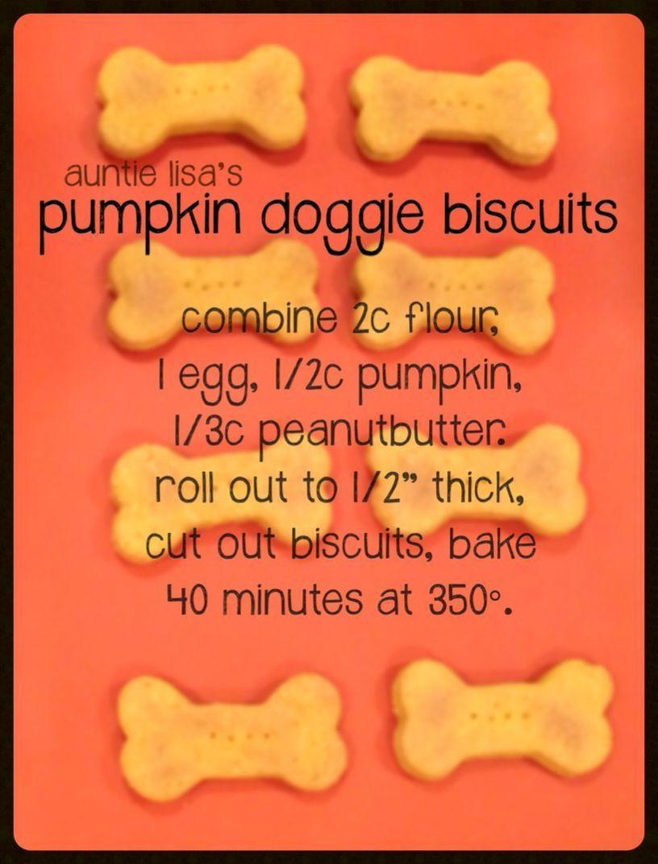 Pumpkin Dog Treats Pumpkin Dog Treats Dog Biscuit Recipes