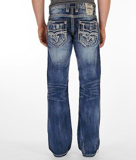 a04a5a6433a $158 Rock Revival Kael Boot Jean - Men's Jeans   Buckle   Matt's ...