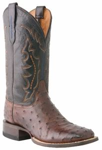 af61f538db2 Lucchese Full Quill Ostrich Cowboy Boots M1611. $449 | The Style ...