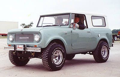 1969 Scout 800 LS-3 - Pirate4x4.Com : 4x4 and Off-Road Forum