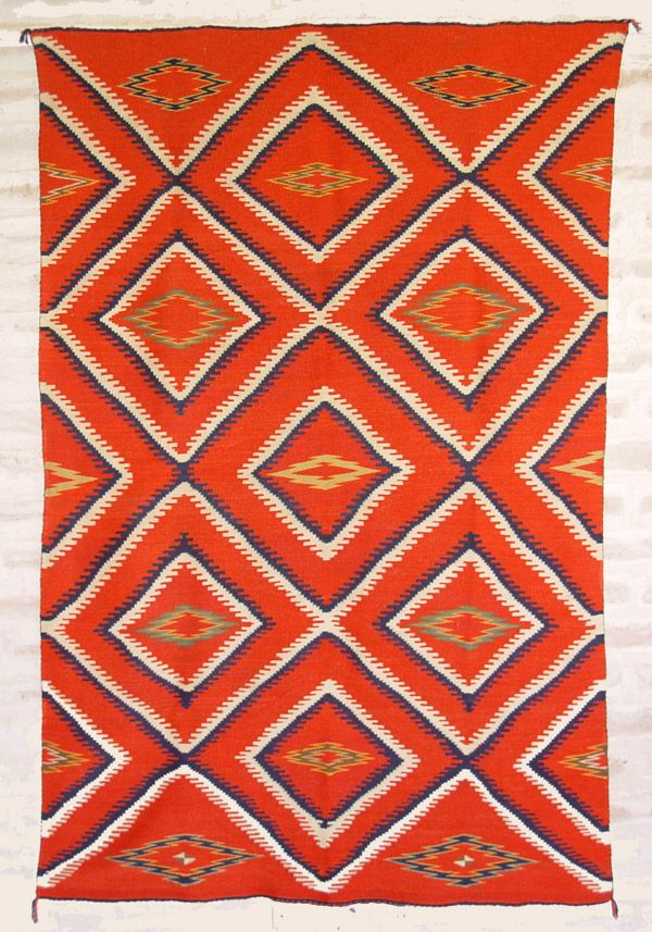 navajo bead designs. Late Classic Navajo Serape Blanket. This And More Important Textiles For Sale On CuratorsEye. Bead Designs S