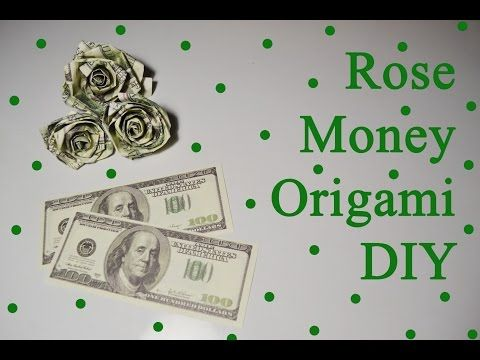 Origami Dollar Flower : 11 Steps - Instructables | 360x480
