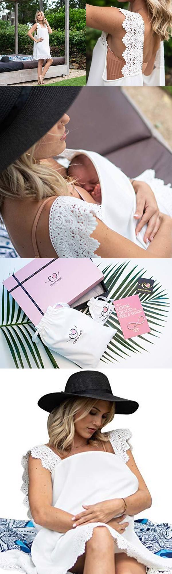 Emma Moe Premium Trendy Nursing Cover Omomashop In 2020 Nursing Cover Breastfeeding Cover Trendy Nursing