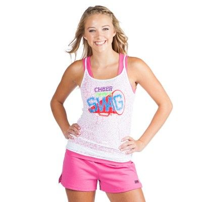 Natalya Cute Cheer Practice Youth Soffe Shorts