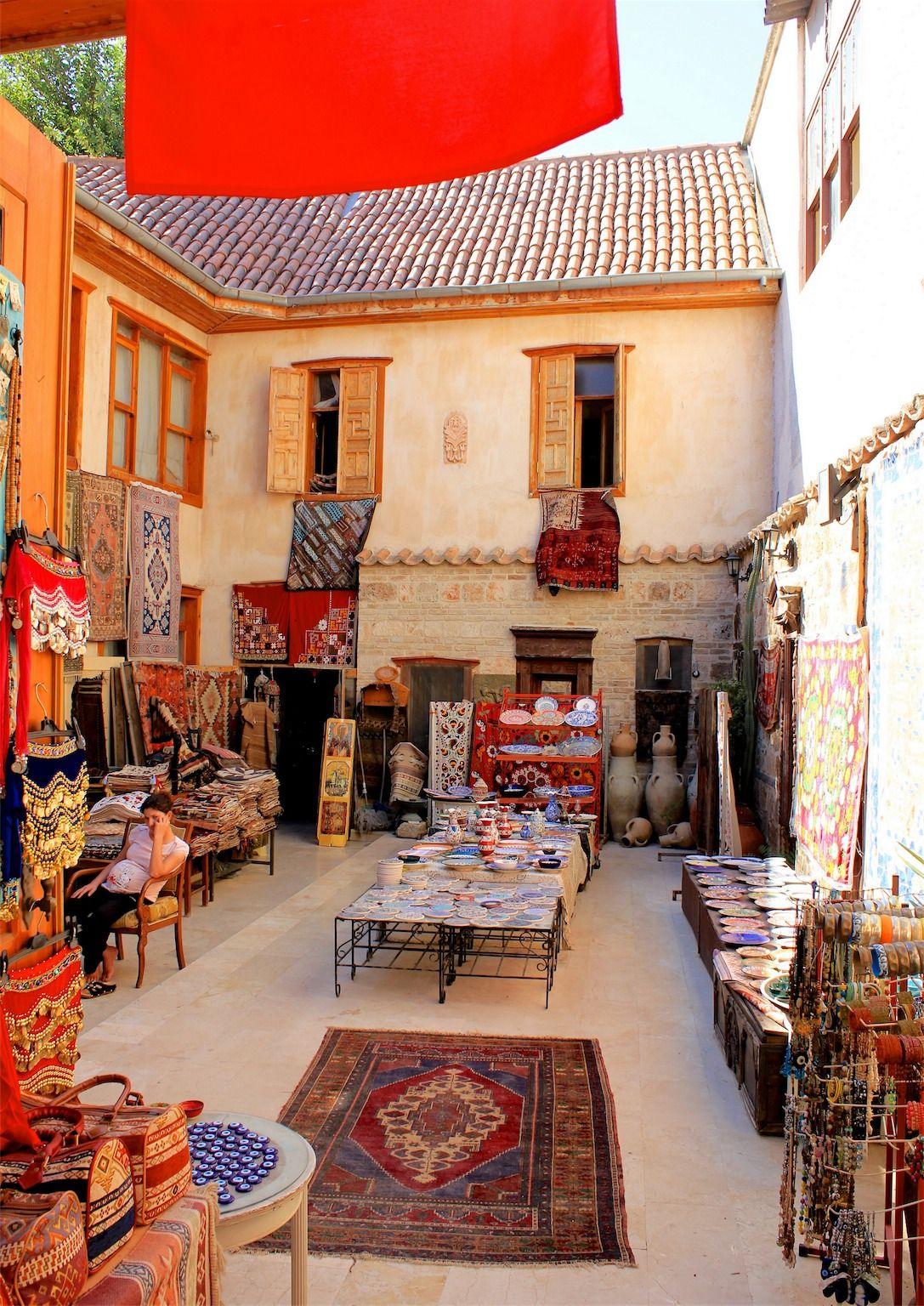 Kaleiçi (Oldtown) / Antalya - TURKEY http://en.wikipedia.org/wiki/Kalei%C3%A7...