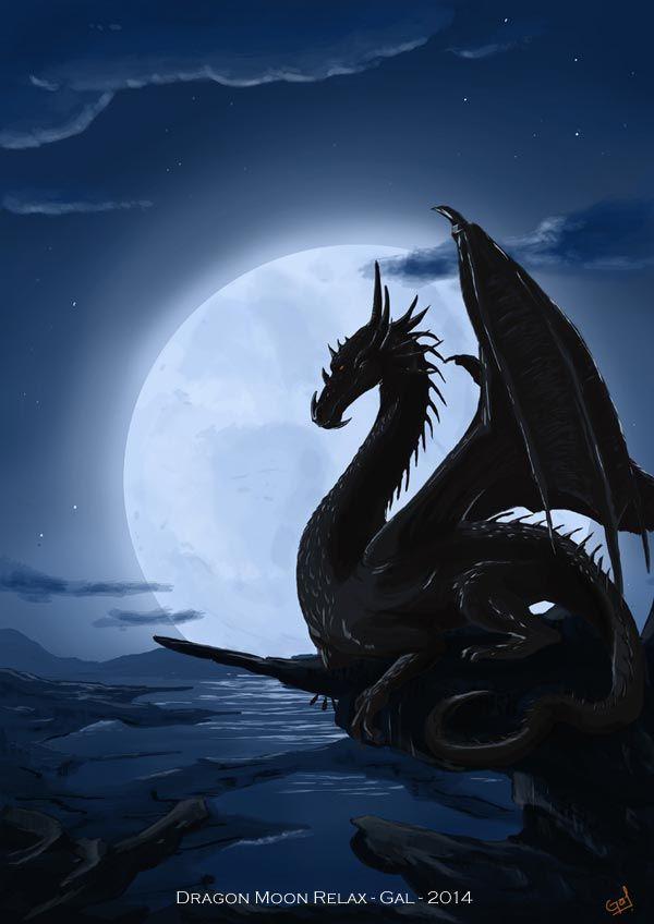 Картинки ночного дракона