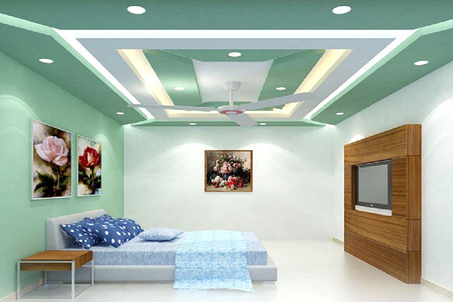 ديكورات أرابيا ديكورات جبس لأسقف وحوائط غرف النوم والمعيشة أفضل ديكورات الجبس ديكورا Bedroom False Ceiling Design House Ceiling Design Simple Ceiling Design