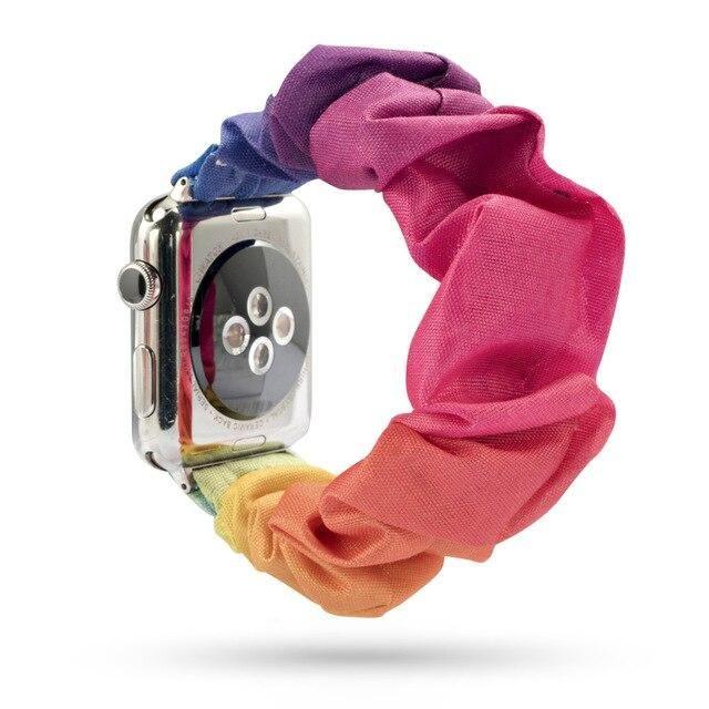 Scrunchie Apple Watch Strap In 2020 38mm Apple Watch Band Apple