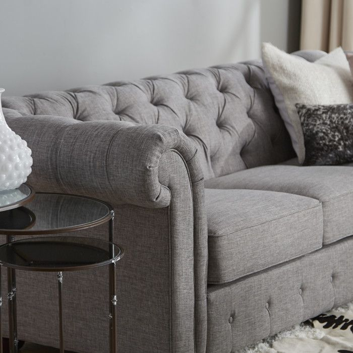 You Ll Love The Conners Tufted Sofa At Wayfair Great Deals On All