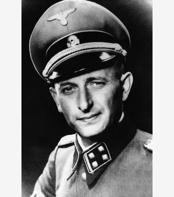 June 1, 1962: Adolf Eichmann was a German Nazi  is hanged in Israel.