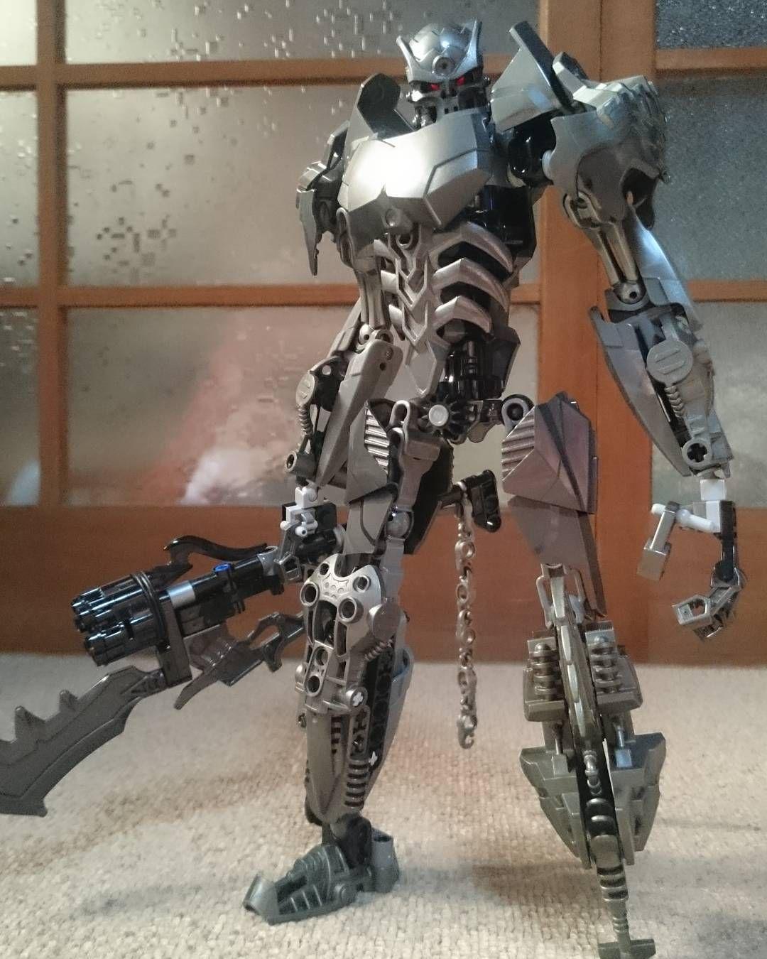 Pingl par the phonos sur bionicle lego id es lego lego et projet - Lego hero factory jeux ...