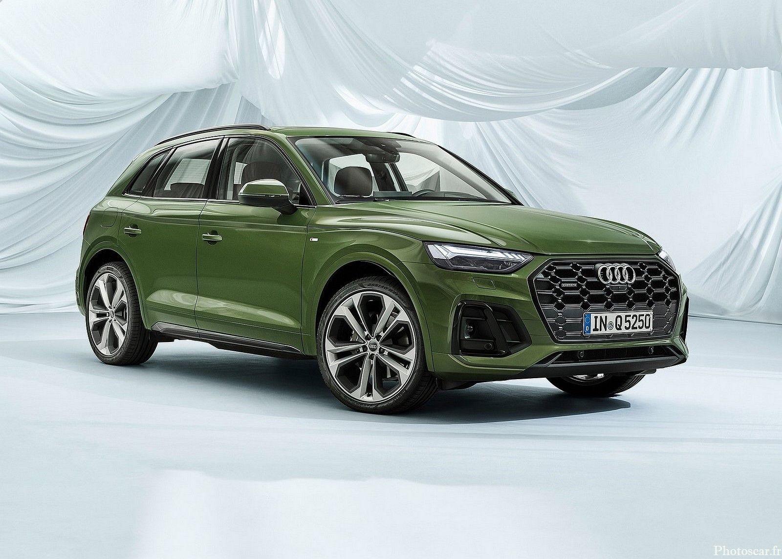 Audi Q5 2021 Un Véhicule Fonctionnel Pour La Circulation Urbaine 自動車 ドイツ