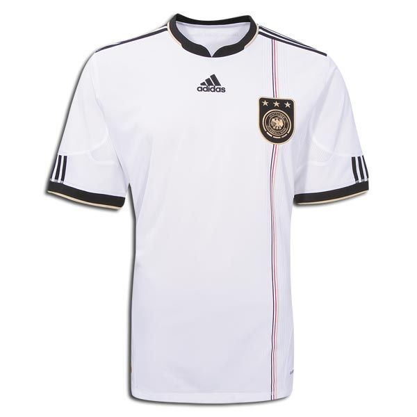 Adidas Germany World Cup 2010 Home Jersey