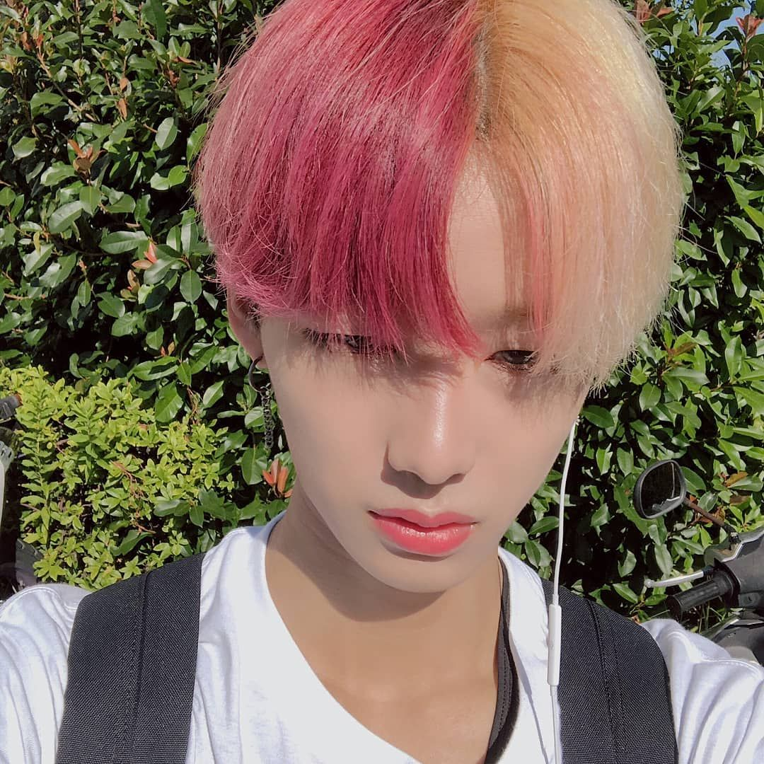 Do You Want To Dye Your Hair If Yes Which Color Follow Koreanboye For More Asianb Boys Colored Hair Boys Dyed Hair Ulzzang Hair
