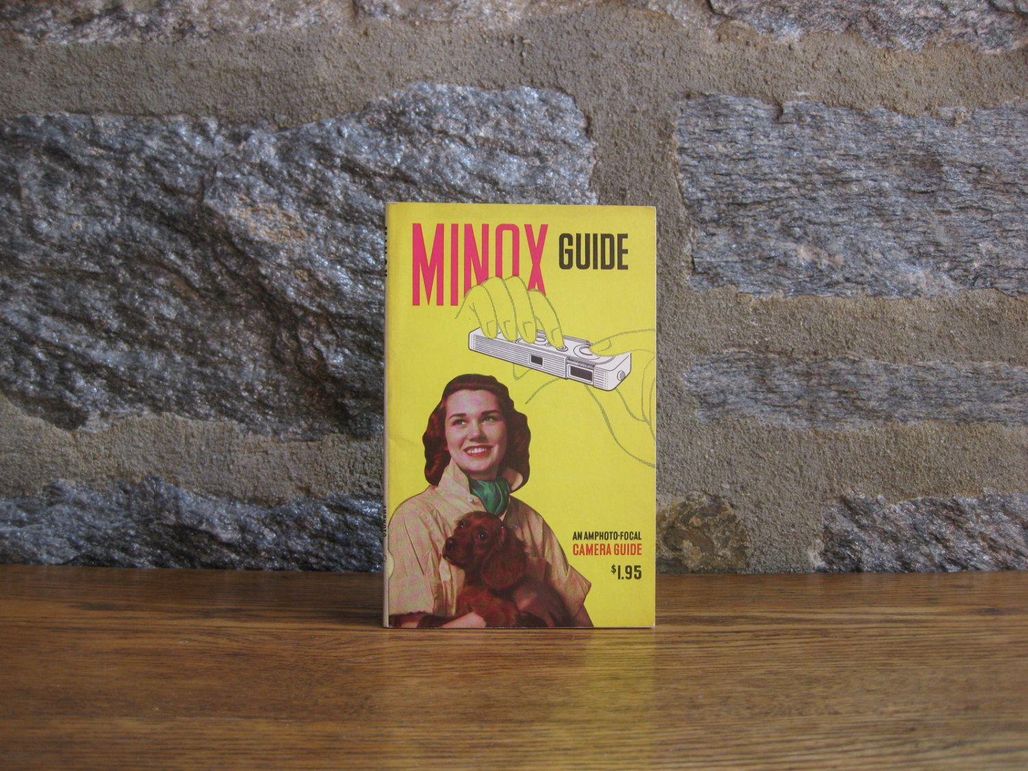 Vintage Minox Guide Booklet by MullinandKnoxBooks on Etsy
