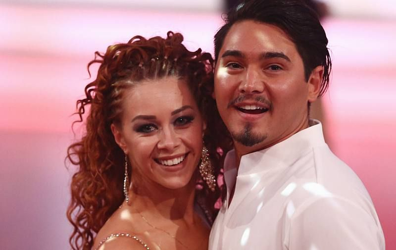 Oana Nechiti Und Erich Klann Baby Nr 2 Jetzt Ist Es Raus Dsds Jury Florian Silbereisen Let S Dance