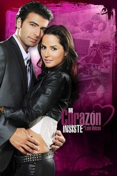 Mi Corazon Insiste Poster Jpg Best Tv Couples Telenovelas Telemundo