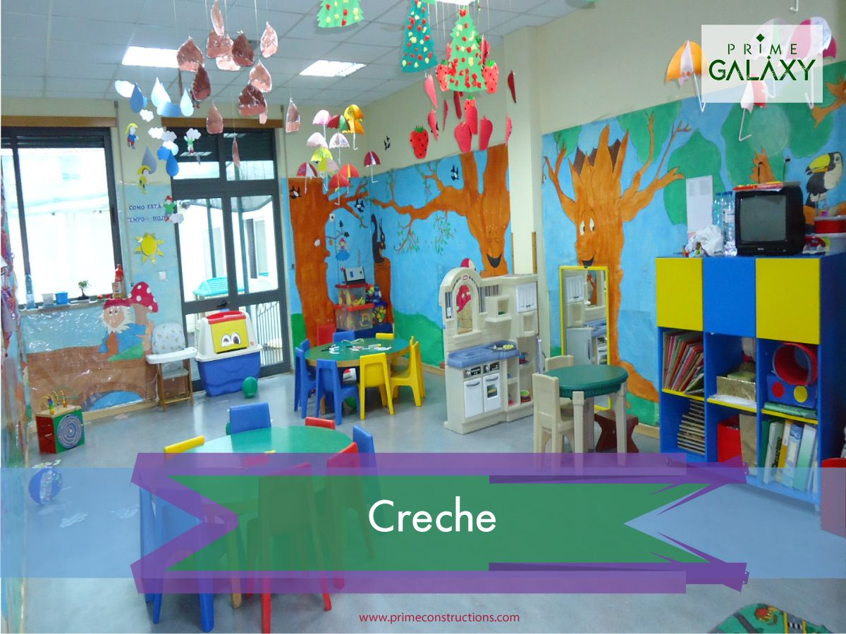 #Creche at #PrimeGalaxy is fully registered with the Care Inspectorate are ready to look after your #children in a safe and stimulating #environment. For more info visit: http://goo.gl/FJjza2