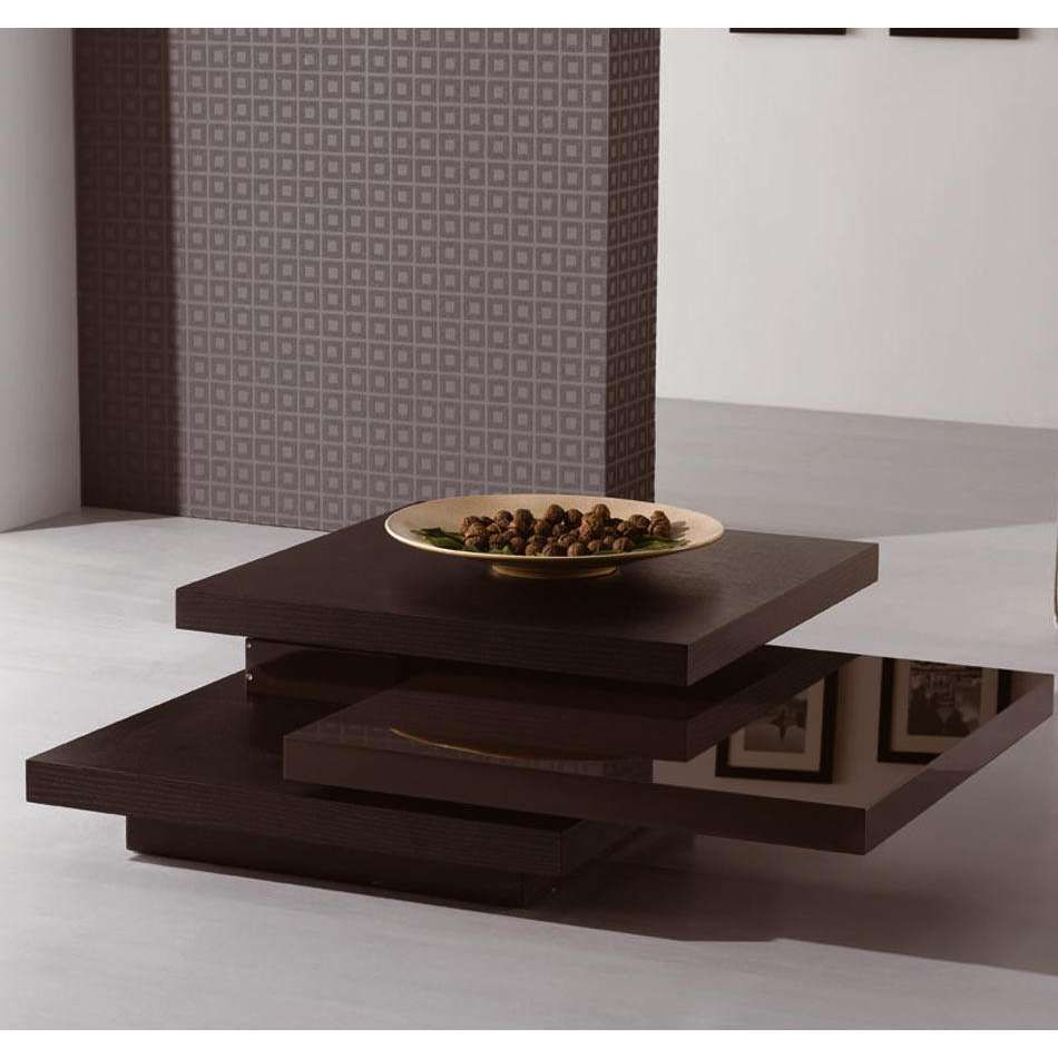 Modern wood table design - Unusual Diy Coffee Table Design For Your Modern Home Interior With Three Tier And Smart Ideas
