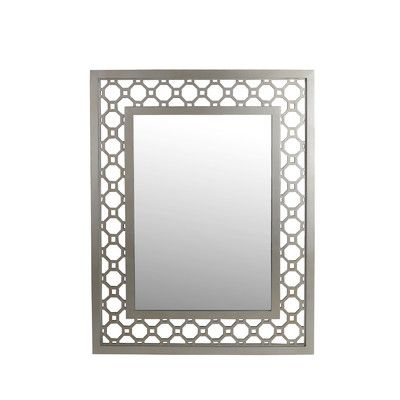 Look What I Found On Wayfair With Images Silver Wall