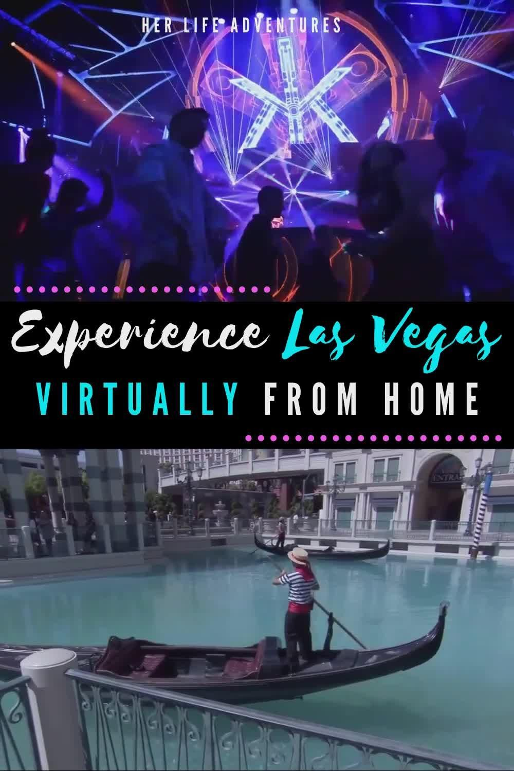 The Best Virtual Las Vegas Vacation