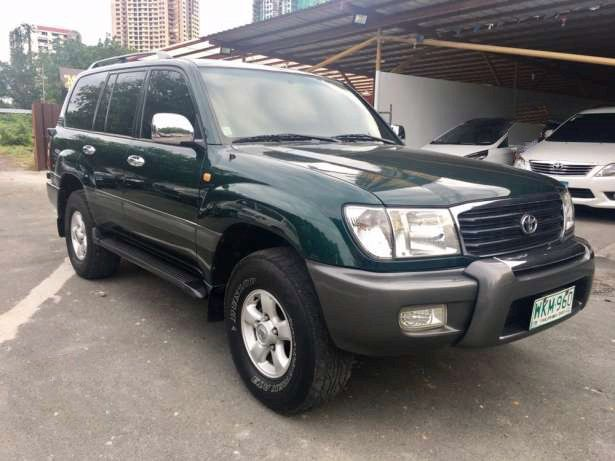 first owned rush sale 2000 toyota land cruiser vx 4 2td all stock local unit very fresh must see call 09175287233 fo toyota land cruiser land cruiser toyota lc 2000 toyota land cruiser vx 4 2td