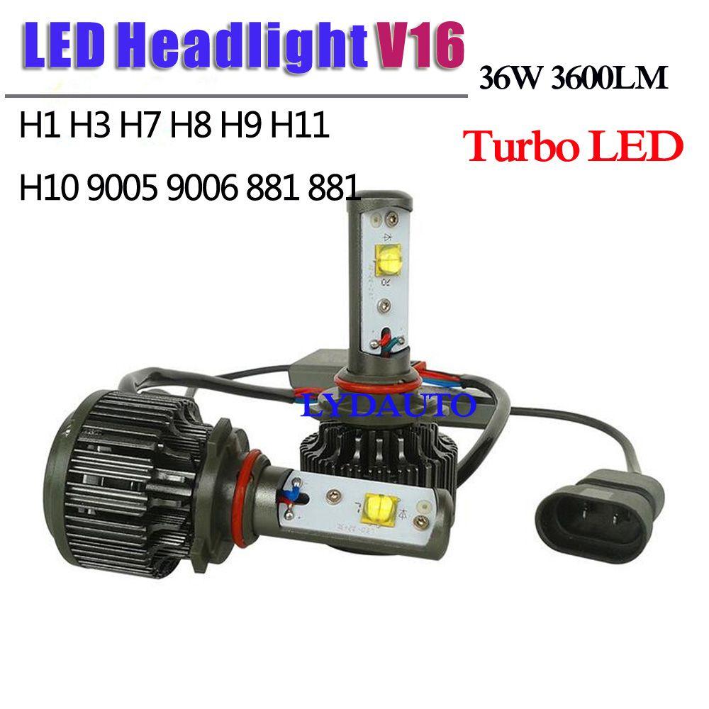 Car Led Headlight Bulbs Led Headlights Headlight Bulbs Led Kit