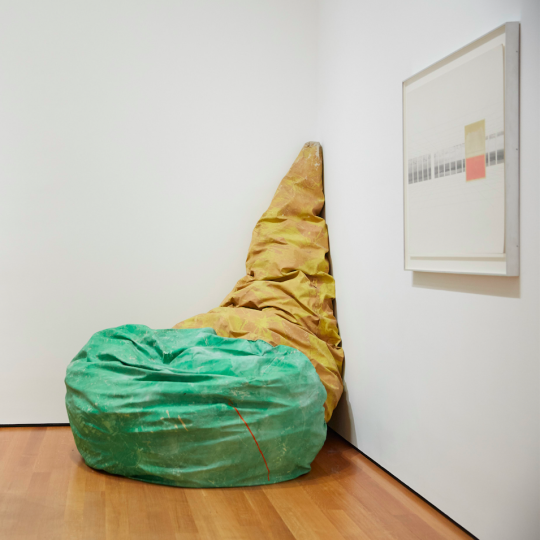 Claes Oldenburg Floor Cone 1962 Moma Contemporary Modern Art