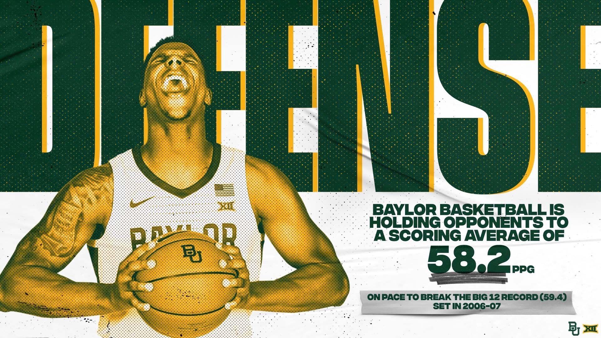 (4) Baylor Basketball (BaylorMBB) / Twitter【2020】