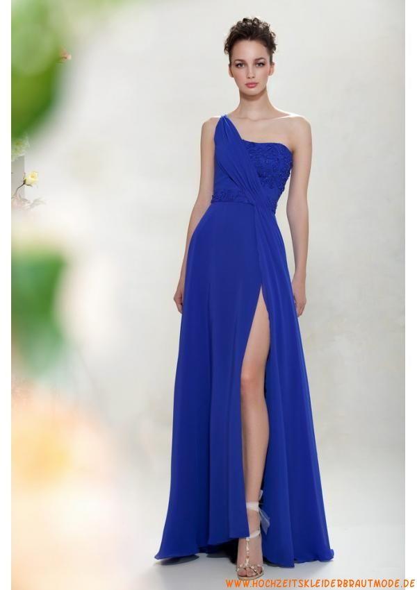 blaues kleid mit beinausschnitt blaue kleider pinterest blaues kleid blau und abendkleider. Black Bedroom Furniture Sets. Home Design Ideas