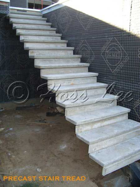 Precast Concrete Stairs 2 For The Home Pinterest