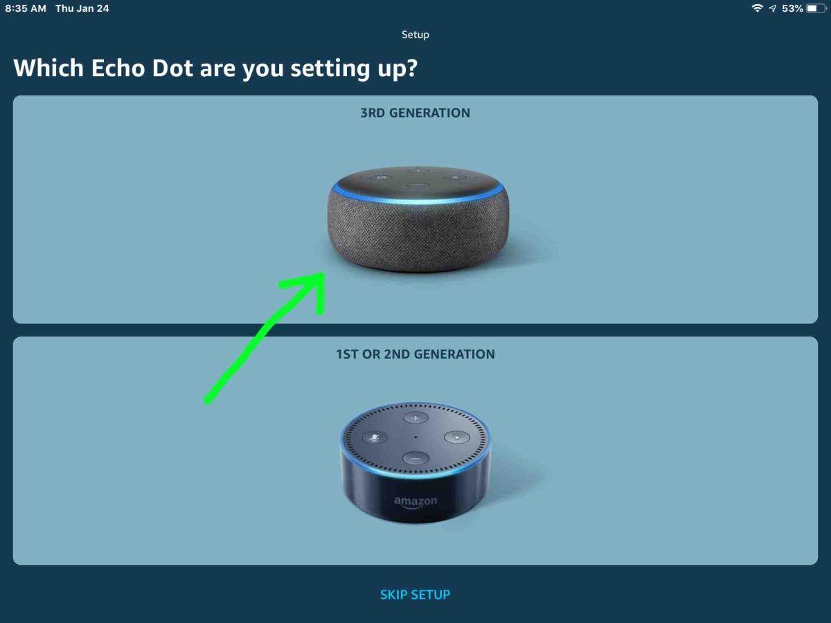Alexa Echo Dot Reset Instructions Echo Dot Alexa Echo Amazon Alexa Echo Dot