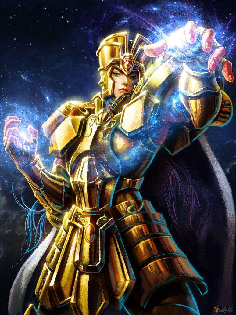Cavaleiros De Ouro Wallpapers Realistic Pesquisa Google