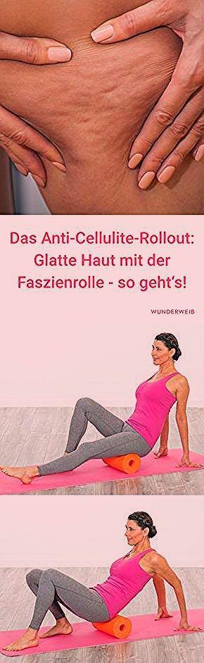Photo of Anti-Cellulite-Rollout: Cellulite bekämpfen mit der Faszienrolle | Wunderweib