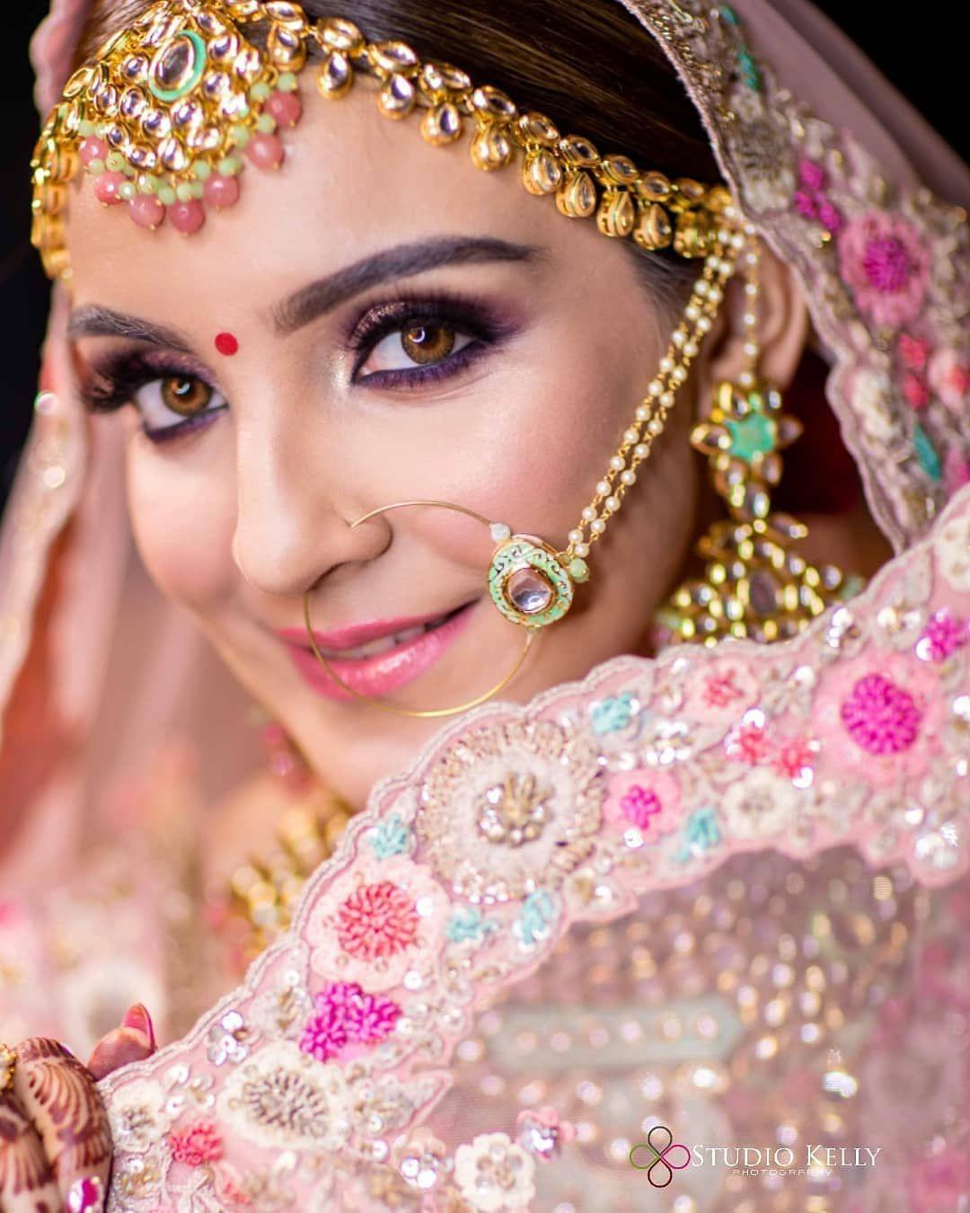 Beautiful Bridal Look In 2020 Best Bridal Makeup Bridal Makeup Bridal Makeup Artist