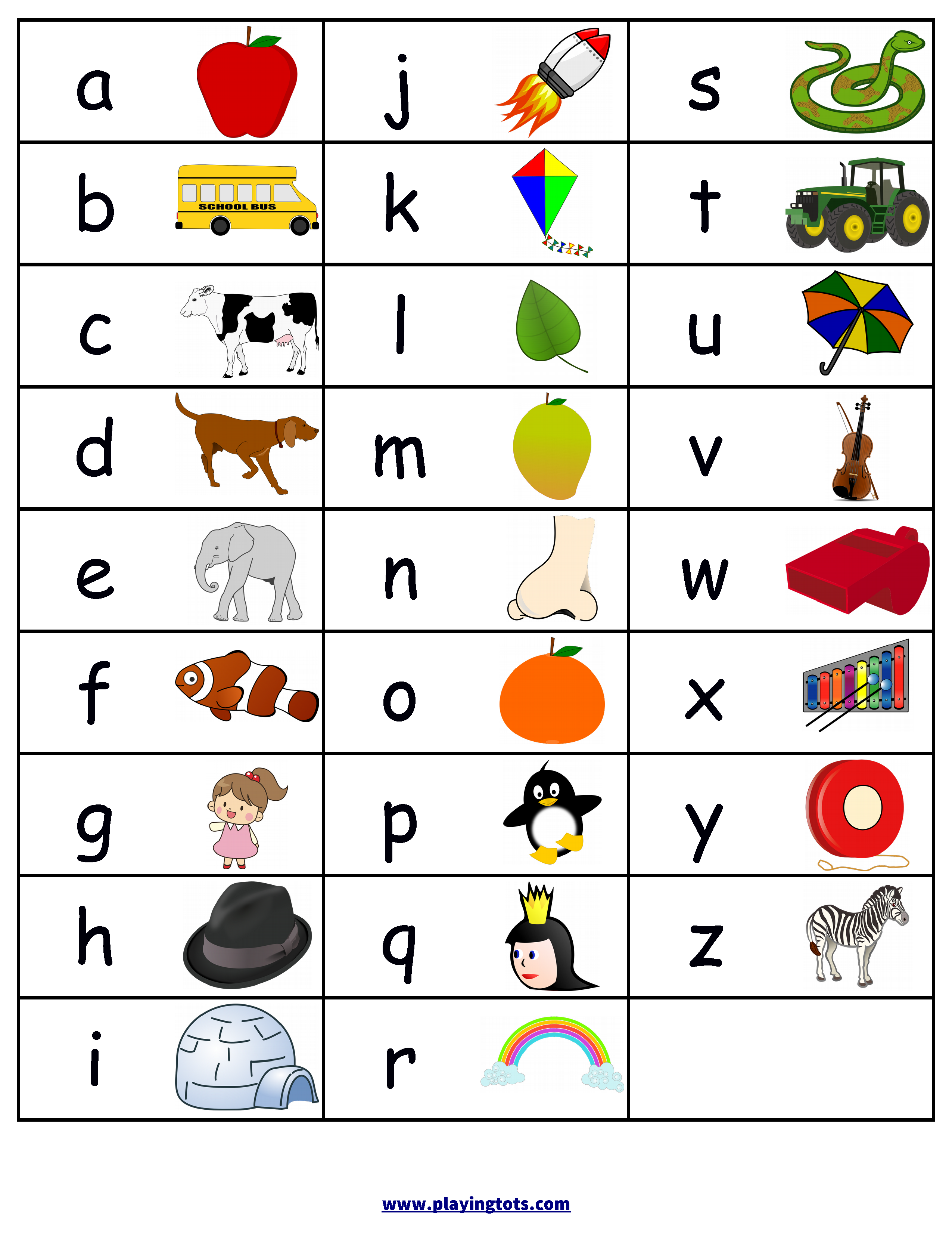 It's just an image of Genius Alphabet Chart Printable Free