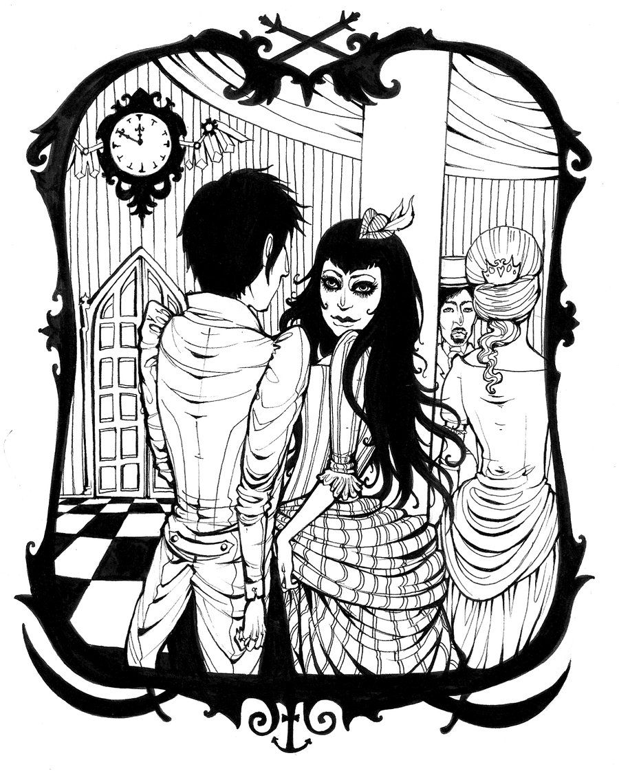 Steampunk Cinderella 2 by ~raevynewings on deviantART