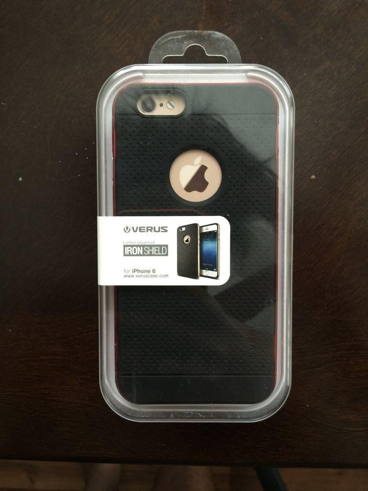 Verus Red Metal/Aluminum case for Apple iPhone 6 #verus
