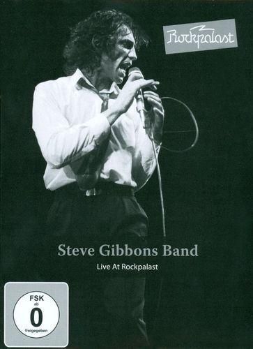 Rockpalast: Steve Gibbons Band [DVD] [1981]