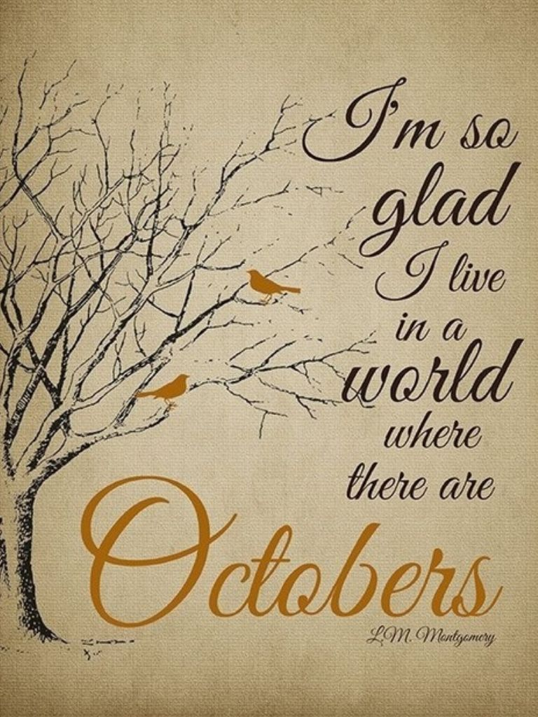 October Quotes October Autumn Quotes And. QuotesGram | quotes I love | Autumn  October Quotes